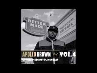 Apollo Brown   The Unreleased Instrumentals, Vol. 4 🎵 (Full Album)