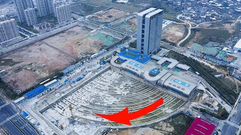 世界最牛搬家,中国将3万吨车站旋转90度,惊呆众多网友