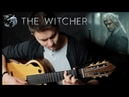 THE WITCHER (Netflix): Toss a Coin to Your Witcher - Guitar Cover by Lukasz Kapuscinski