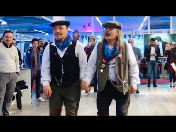 Şenol Şentürk Rahmetli Horon Üstadımız Herzamanki gibi Horonu Yaşatıyor