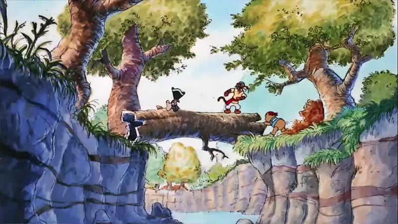 02 Где Кролик там и клад Прощай медвежонок прощай ♥ Приключения Винни Пуха 2 сезон Мультики для детей cartoons