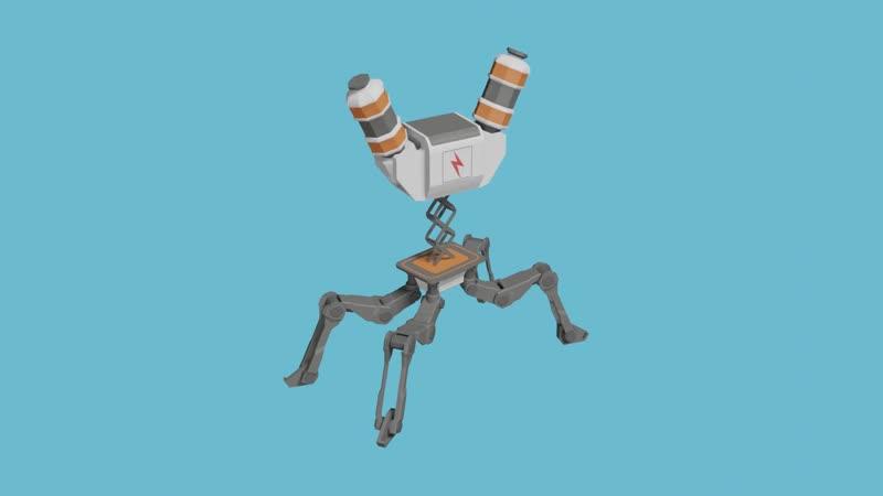 I recreated Wattsons pylon in Blender!