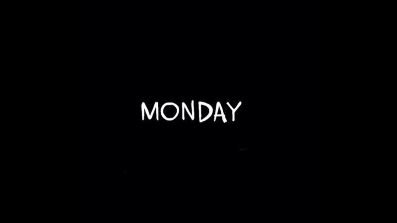Monday«©️Xarly Rodríguez»
