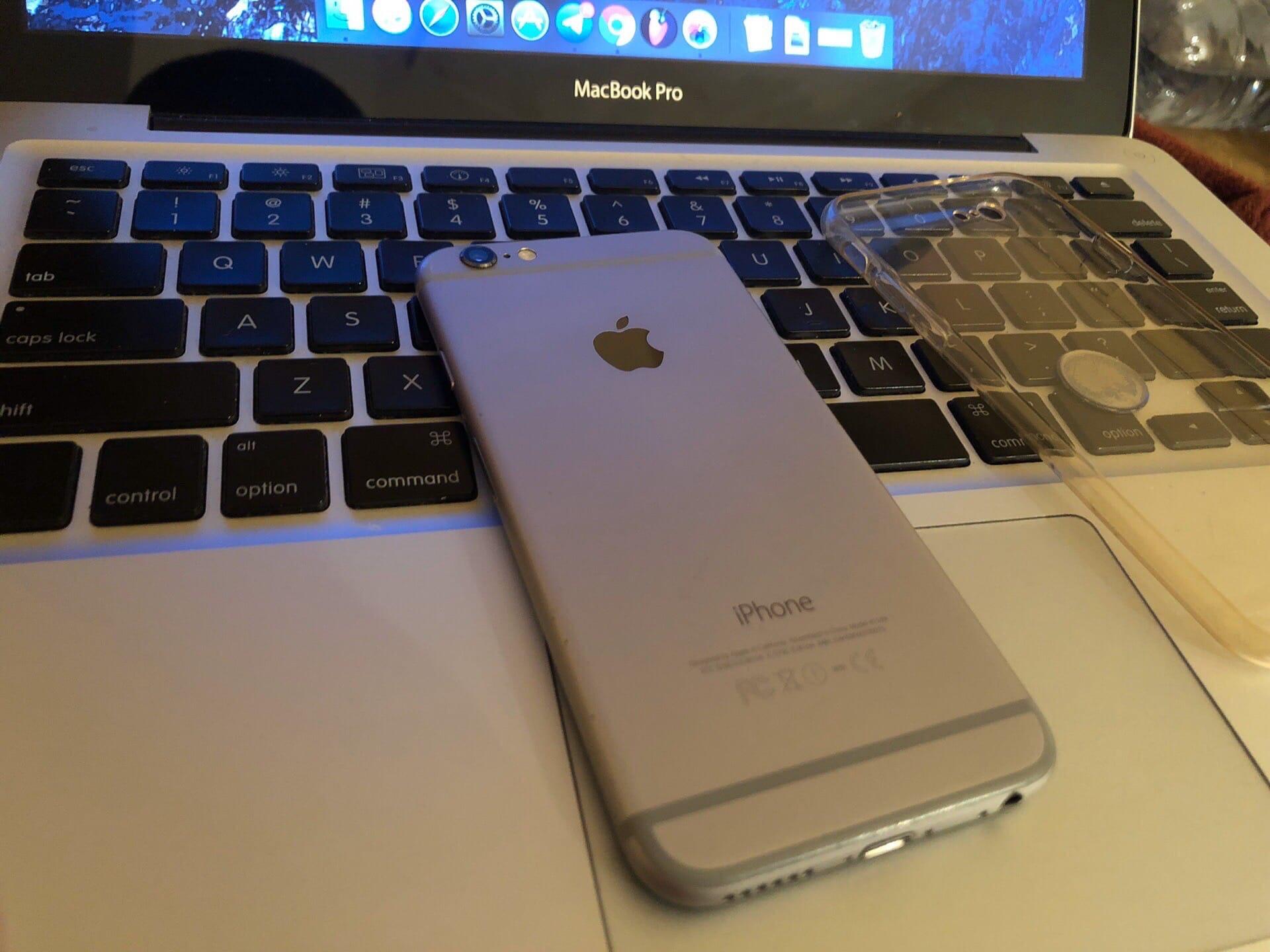 iPhone 6 16 GB Отпечаток исправен Комплект | Объявления Орска и Новотроицка №2331