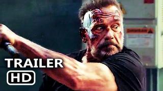 TERMINATOR 6 DARK FATE  - All Trailers HD