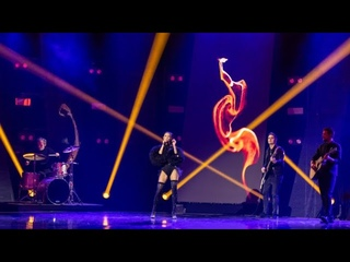 "LAURA – ""Break Me"" / EESTI LAUL 2020 SEMI-FINAL 1"