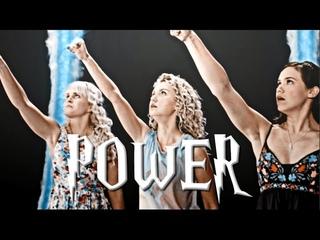 H2O + Mako Mermaids - BADASS || Power (+thebeautifulmakofan x)