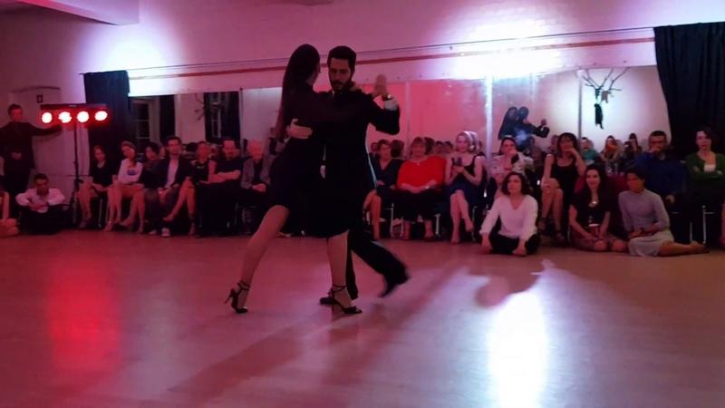 Natasha Lewinger Haris Mihail @ Tango Etnia London 2020 14