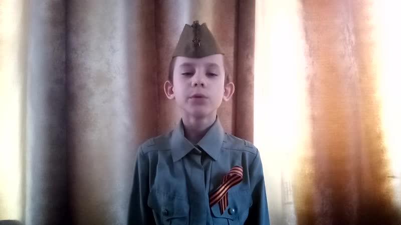 Шабунин Александр 10 лет