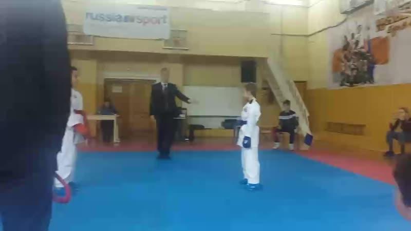 Кира чемпион
