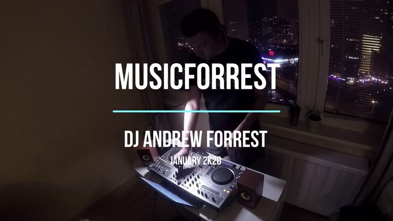 Music ForRest by DJ Andrew ForRest Nu and Old School Disco, Funky, Soulful House Dj Set (Live)