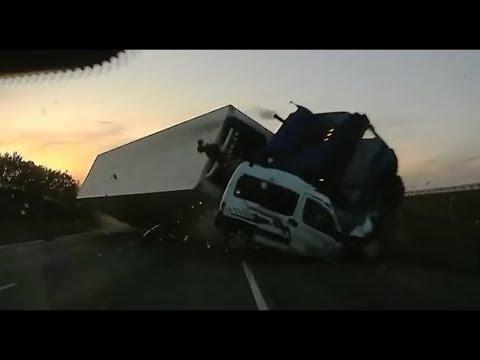 БОЛЬШЕГРУЗЫ Аварии и ДТП 2019 Грузовики Фуры Дальнобойщики