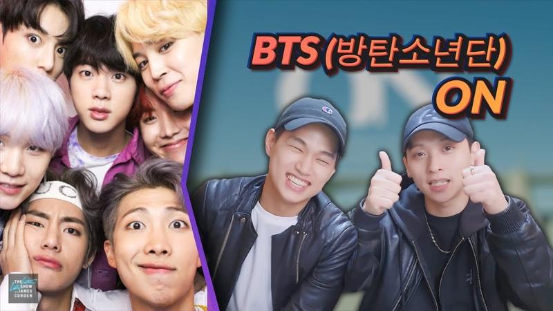 K-pop Artist Reaction] BTS (방탄소년단) ON Kinetic Manifesto Film Come Prima