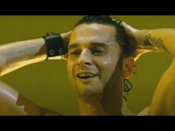 Depeche Mode Never Let Me Down Again Live HQ Audio