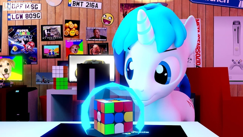 Supersaw and Logic Puzzle's Cubing Contest