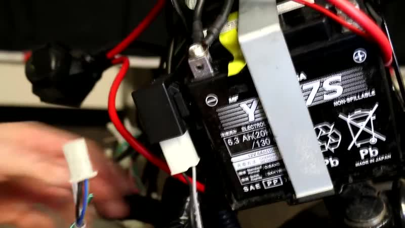 ATR GY6 HARNESS PART 2