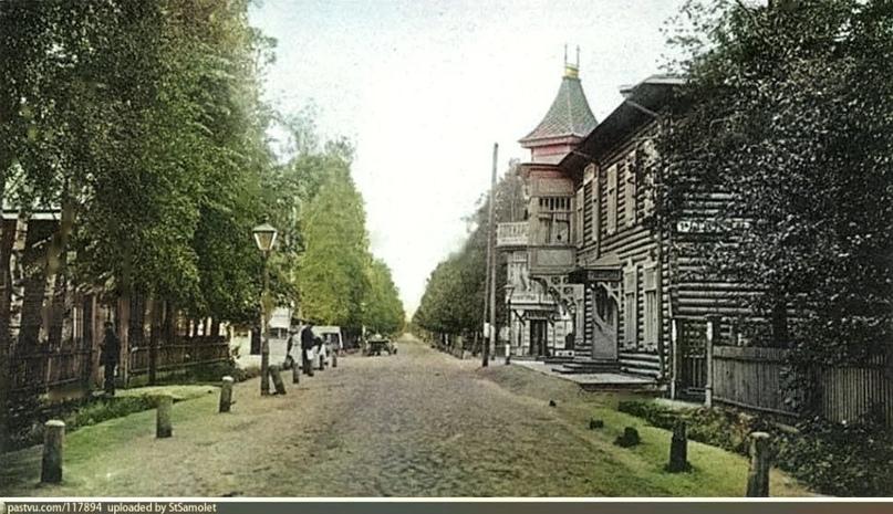 Эксклюзивные цветные фотографии Петербурга начала 20 века, изображение №9