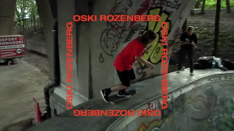 Nike SB Oski Rozenberg Orange Label