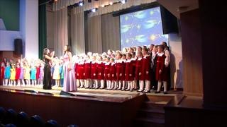 Красноярский сводный детский хор — «Ангелы» (муз. Дмитрий Васянович, сл. ❄ Серёжа Снежный)