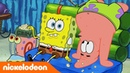 Губка Боб Квадратные Штаны Лучшие друзья Nickelodeon Россия
