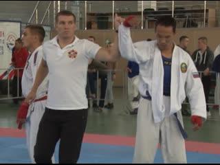 В Омск на турнир съехались военнослужащие всех Вооружённых сил России