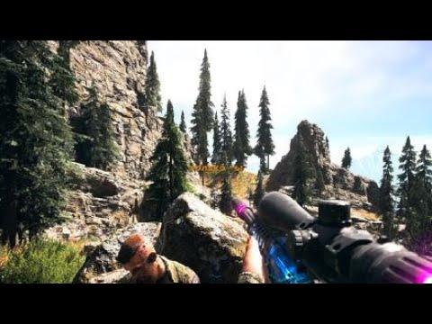 Far Cry5 Иаков Сид