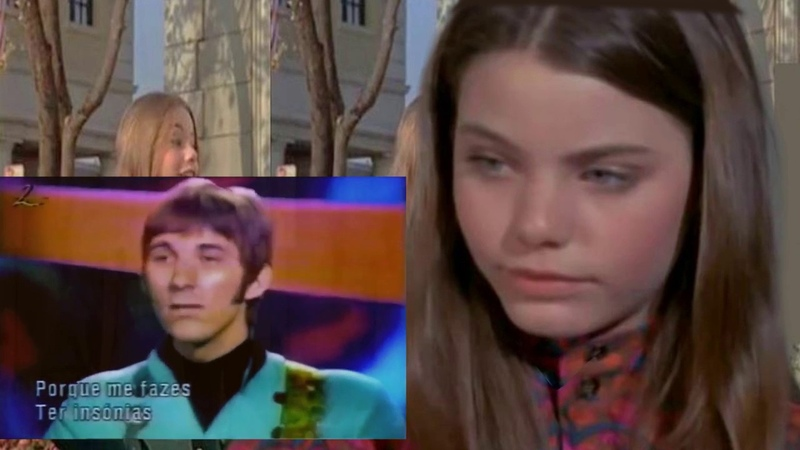 Susan Dey Gary Puckett Gap Over You Bubblerock HD