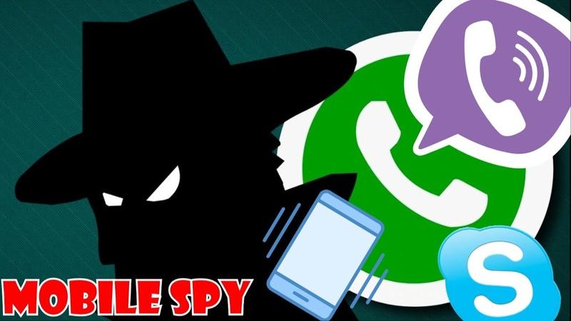 Как прослушать чужой телефон Viber WhatsApp и прочее Прослушка телефонных звонков для Андроид