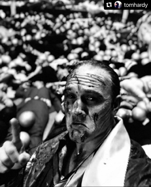 Новые стрёмные промо байопика «Капоне»