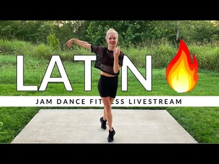 Latin Fire 🔥 LIVE Dance Fitness Party