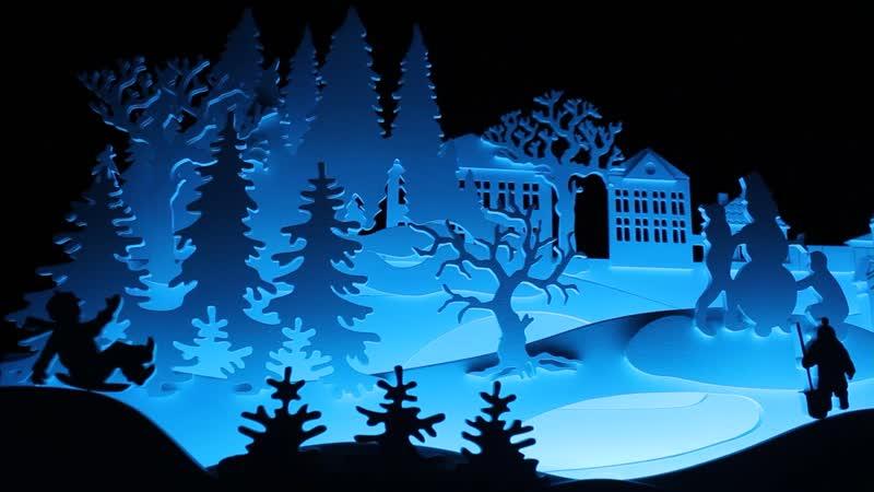 Зимний, сказочный Моршанск