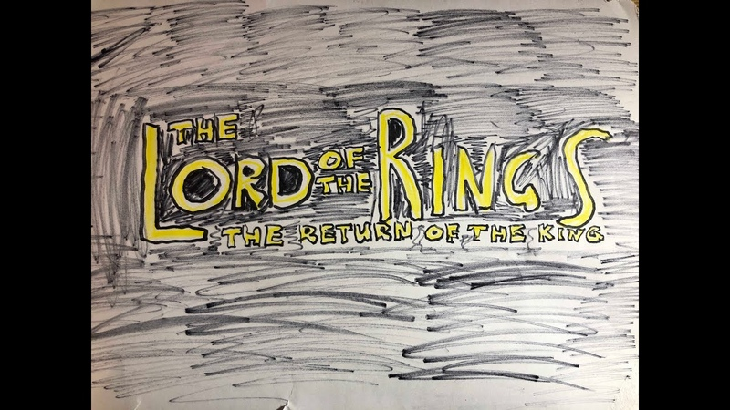 The Lord of the Rings The Return of the King Low Cost Trailer