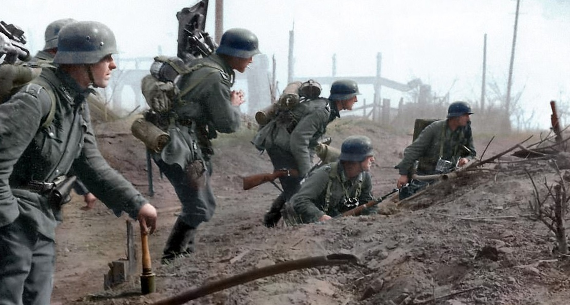 Пехота вермахта