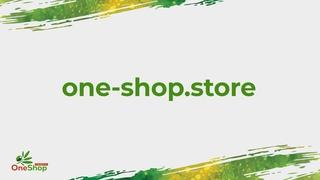 Интернет-магазин One Shop открыт! Инструкция по оплате покупок