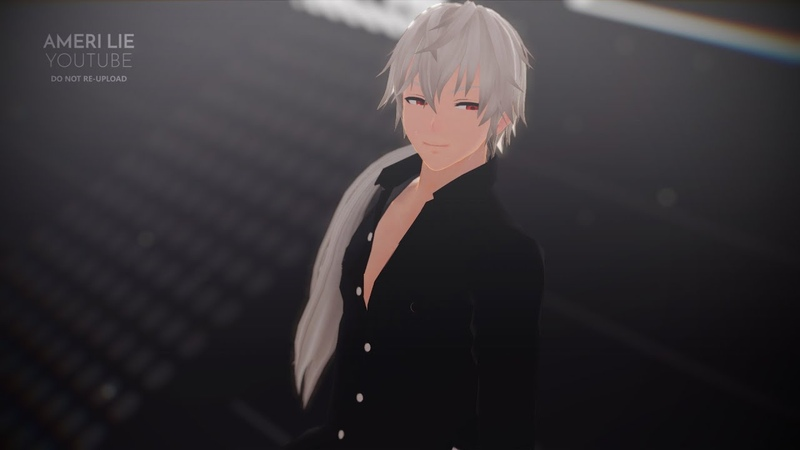 『 MMD 』 My Time ◇ Mystic Messenger