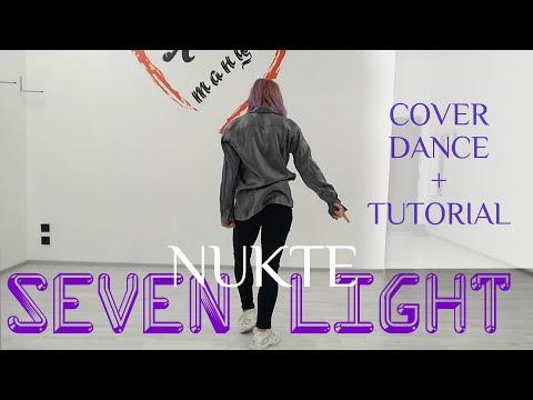 SEVENLIGHT NUKTE Dance Cover Tutorial RUSSIA
