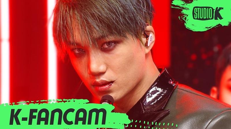 K Fancam 엑소 카이 직캠 'Obsession' KAI Fancam l @MusicBank 191206