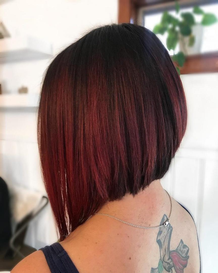 Балаяж на короткие волосы 2021: идеи, фото, модные тенденции