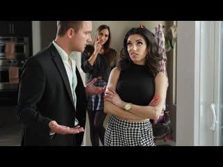 Darcie dolce, desiree dulce stepsibling rivalry bg tits blowjob brunette lesbian latina natural tits porn