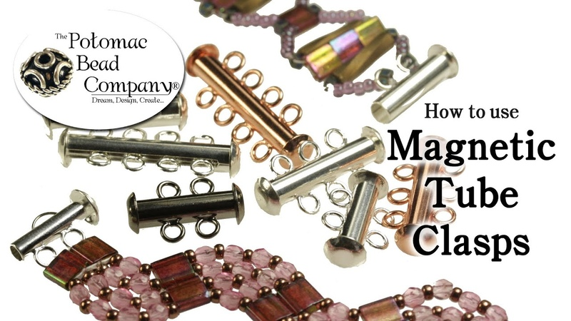How to Use Magnetic Tube Clasps