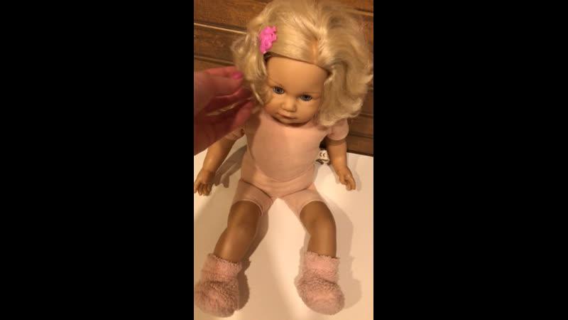 Куколка Zapf