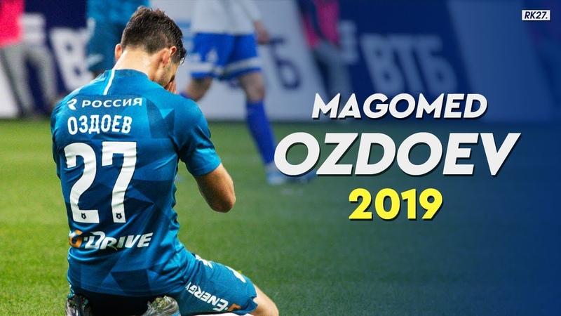 Magomed Ozdoev – FC ZENIT: Goals Skills, Tackles, Passing - 2019/20