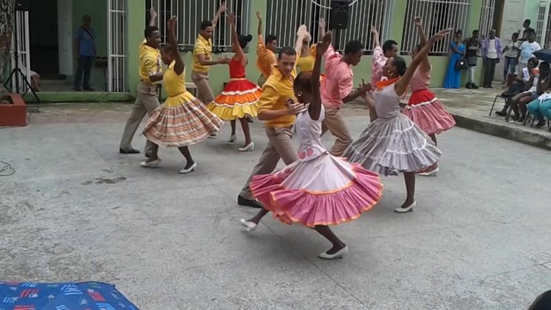 Mambo Conjunto Folklorico Nacional de Cuba 2016