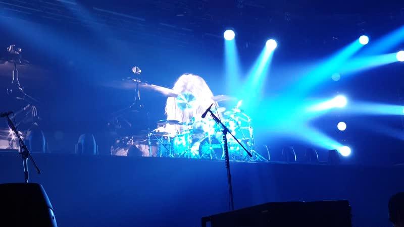 Mikkey Dee Scorpions Drum Solo Voronezh Live
