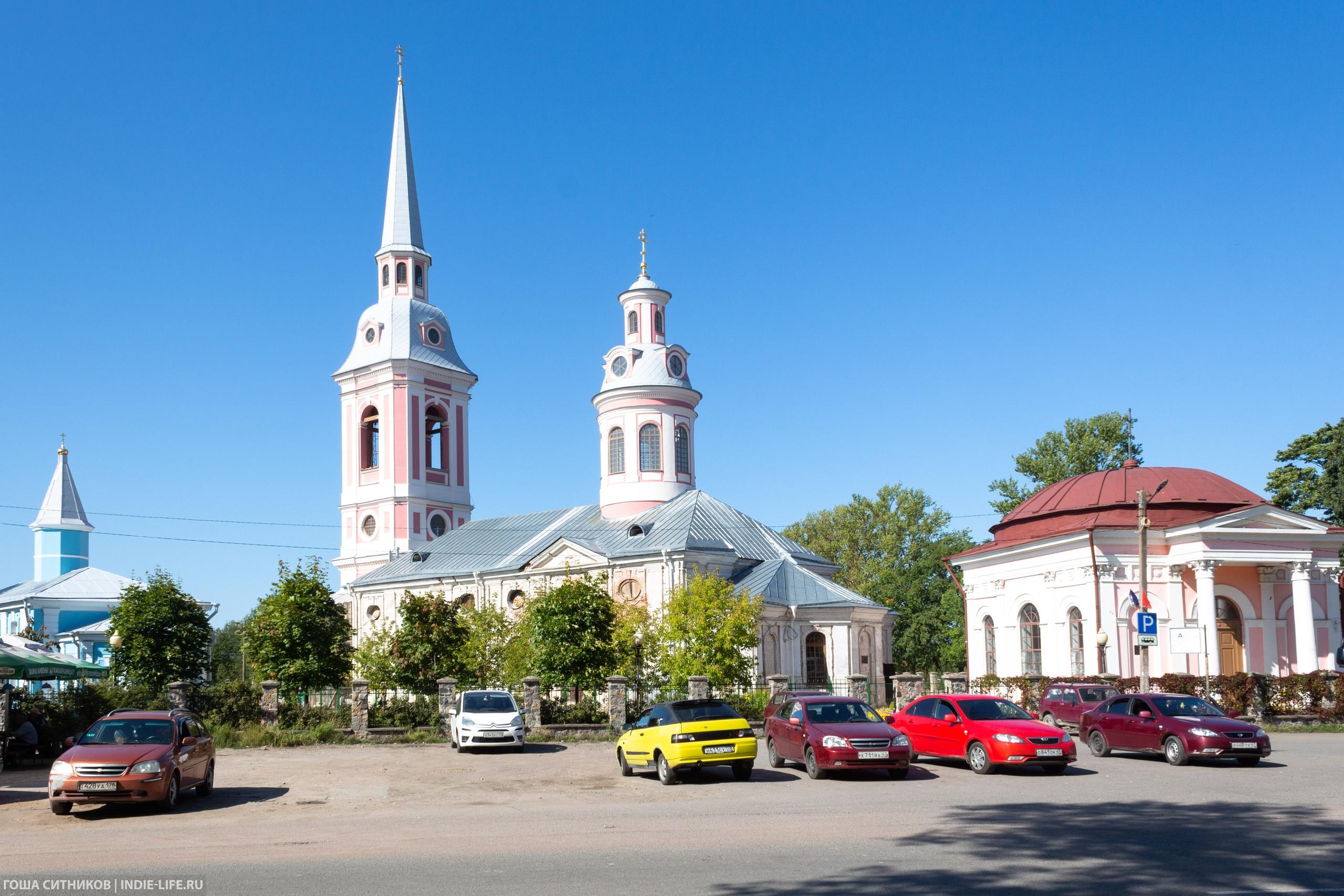 Благовещенский Собор Шлиссельбург
