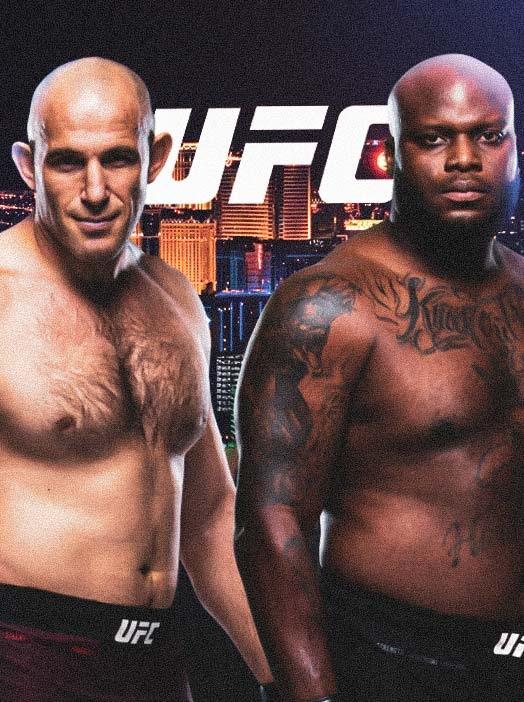 Прогноз на бой Алексей Олейник — Деррик Льюис. Битва тяжей на UFC Fight Night