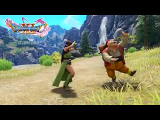 Dragon quest® xi s echoes of an elusive age – definitive edition