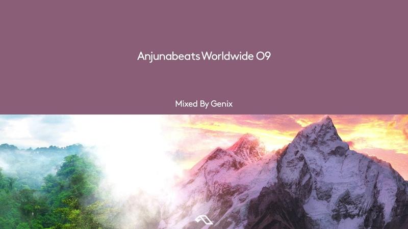 Anjunabeats Worldwide 09 Mixed By Genix (Continuous Mix)