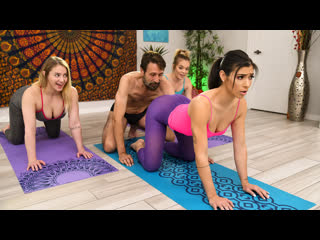 [Brazzers] Brooklyn Gray - The Guru Of Gape | Anal Sex Teen Petite Oil Yoga Freaks Gym Workout Doggystyle Cowgirl Facial Порно