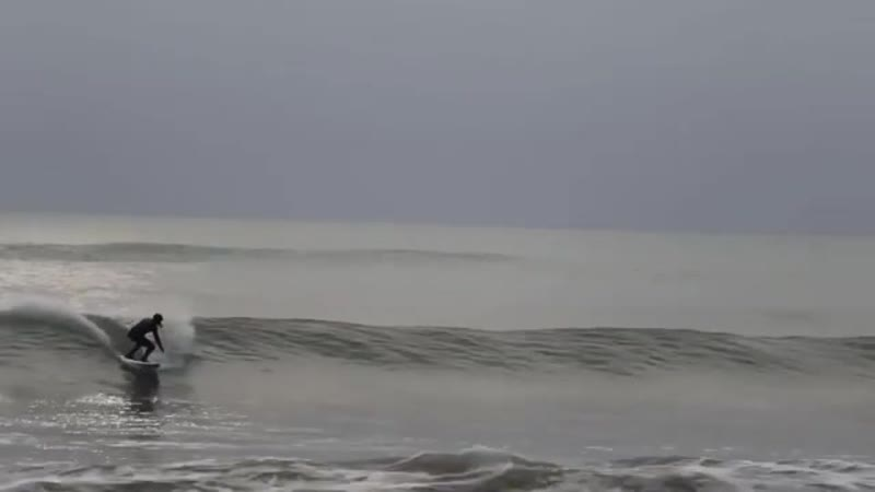 Сёрфинг по магадански Surf Abaha MAGADAN (Arman)